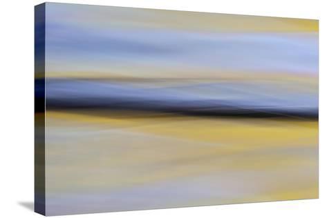 Moved Landscape 6486-Rica Belna-Stretched Canvas Print