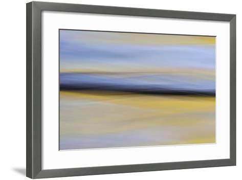 Moved Landscape 6486-Rica Belna-Framed Art Print