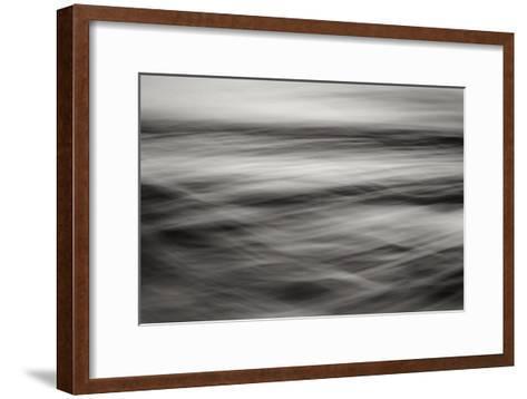 Moved Landscape 5842-Rica Belna-Framed Art Print