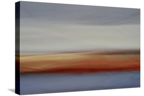 Moved Landscape 6032-Rica Belna-Stretched Canvas Print