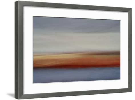 Moved Landscape 6032-Rica Belna-Framed Art Print