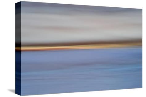 Moved Landscape 6022-Rica Belna-Stretched Canvas Print
