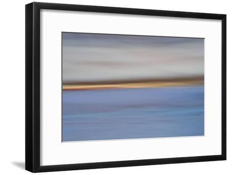 Moved Landscape 6022-Rica Belna-Framed Art Print