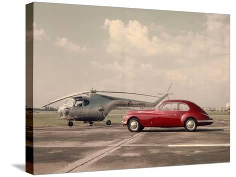 Bristol Vehicles-Hulton Archive-Stretched Canvas Print