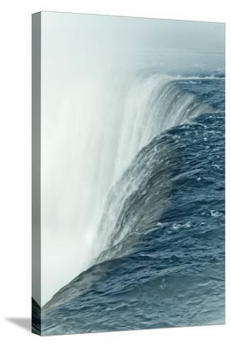 Canada, Niagara Falls, Horseshoe Falls-Alan Copson-Stretched Canvas Print