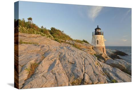 Castle Hill Lighthouse-Aimin Tang-Stretched Canvas Print