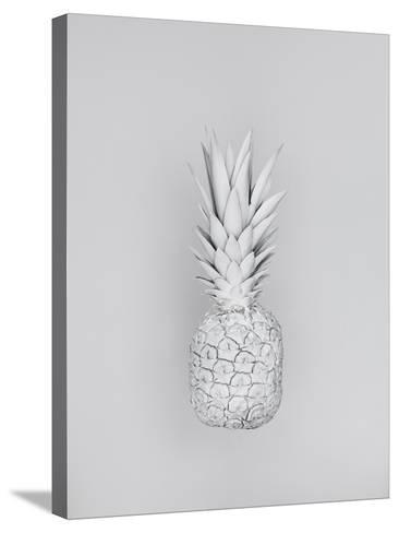 White Nature-Henrik Sorensen-Stretched Canvas Print