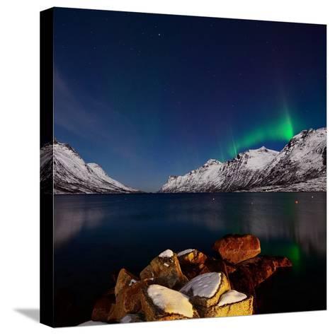 Ersfjordbotn-John Hemmingsen-Stretched Canvas Print