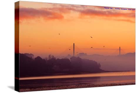 Sunrise-All images taken by Keven Law of London, England.-Stretched Canvas Print