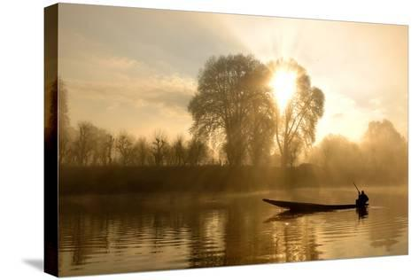 Awakening  (Kashmir,India)-PKG Photography-Stretched Canvas Print