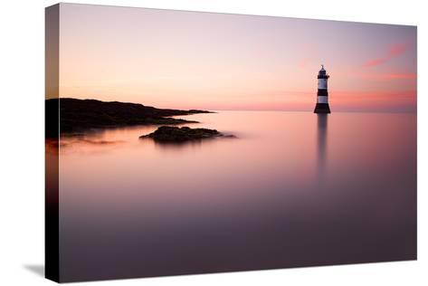 Lighthouse-Michael Murphy-Stretched Canvas Print