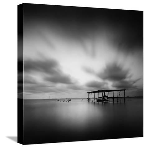 Calmness-Tuan Azizi-Stretched Canvas Print