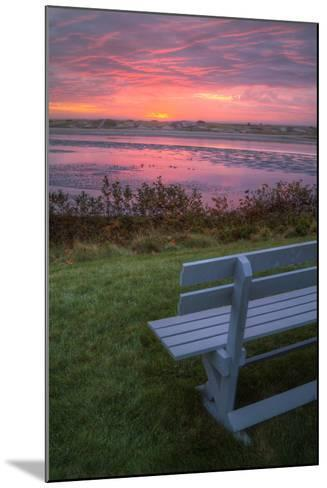 Beautiful Morning View, Mainer Coast-Vincent James-Mounted Photographic Print