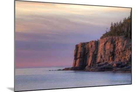 Morning Scene at Otter Point, Acadia National Park-Vincent James-Mounted Photographic Print