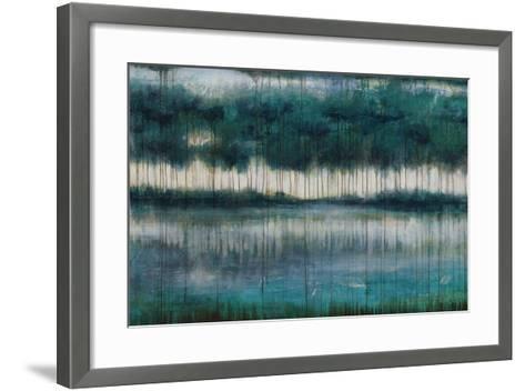 Emerald Waters-Joshua Schicker-Framed Art Print
