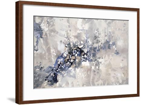 Sedimentary Layers-Kari Taylor-Framed Art Print
