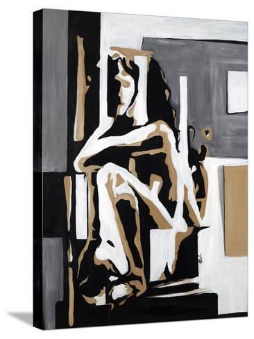 Still on My Mind I-Farrell Douglass-Stretched Canvas Print