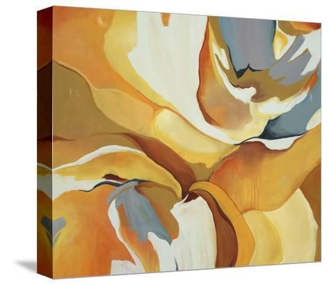 Lemon Poppyseed-Sydney Edmunds-Stretched Canvas Print