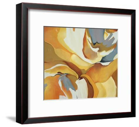 Lemon Poppyseed-Sydney Edmunds-Framed Art Print