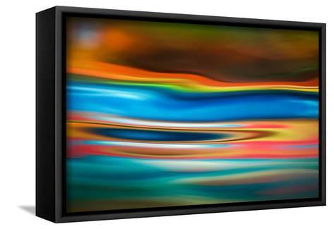 A River Runs Through It-Ursula Abresch-Framed Canvas Print