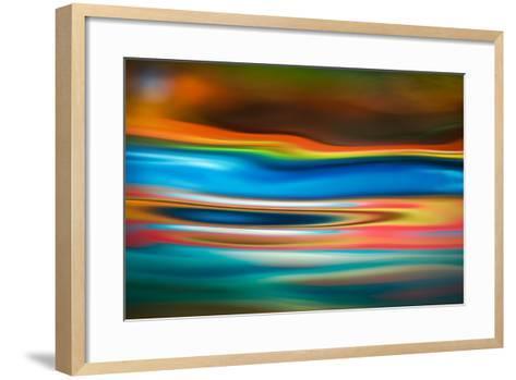 A River Runs Through It-Ursula Abresch-Framed Art Print