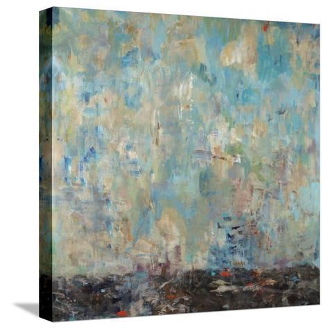 Gentle Rain-Clayton Rabo-Stretched Canvas Print