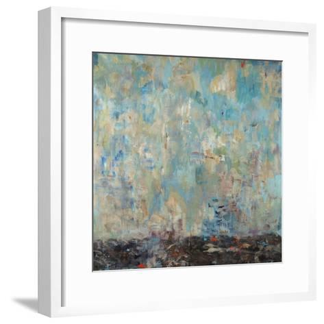 Gentle Rain-Clayton Rabo-Framed Art Print