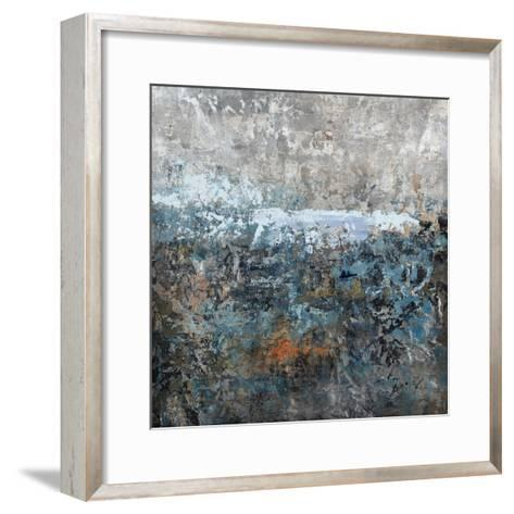 Shades of Blue II-Alexys Henry-Framed Art Print