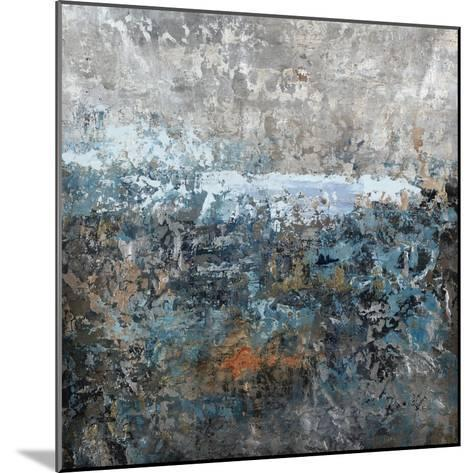 Shades of Blue II-Alexys Henry-Mounted Giclee Print