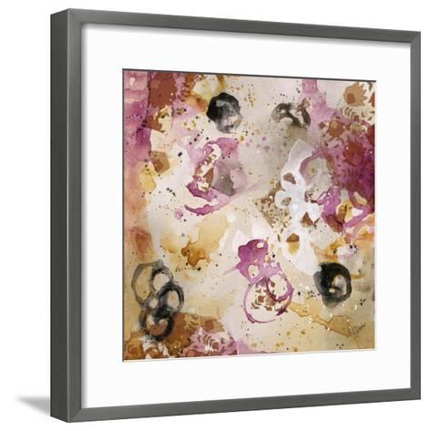 Convivial Dance IV-Rikki Drotar-Framed Art Print