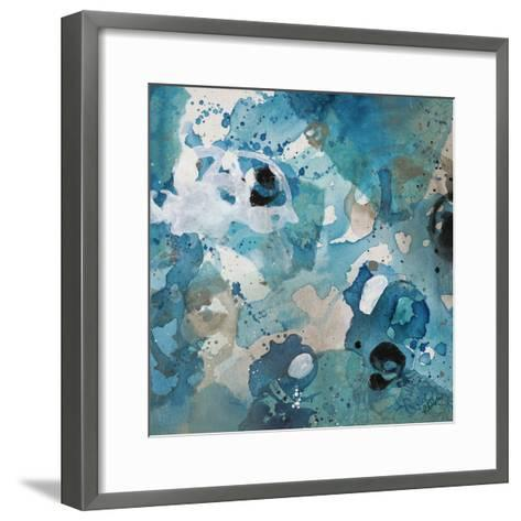 Convivial Play I-Rikki Drotar-Framed Art Print