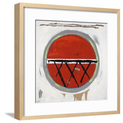 Bullseye-Sydney Edmunds-Framed Art Print