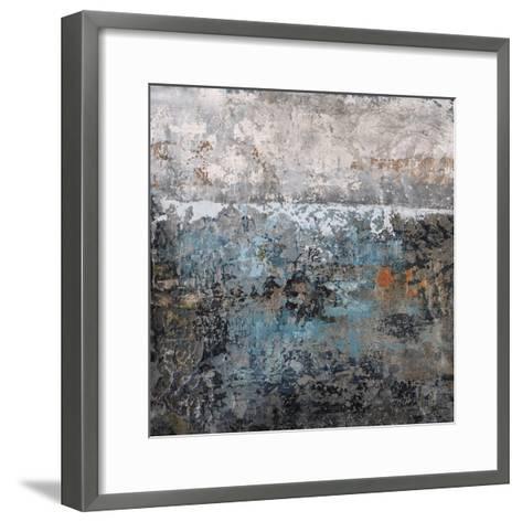 Shades of Blue III-Alexys Henry-Framed Art Print