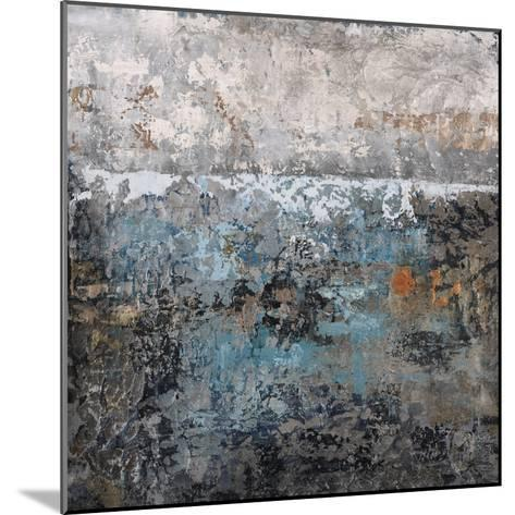 Shades of Blue III-Alexys Henry-Mounted Giclee Print