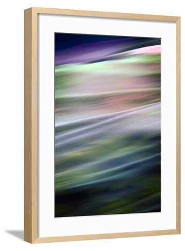 Waves 2-Ursula Abresch-Framed Art Print