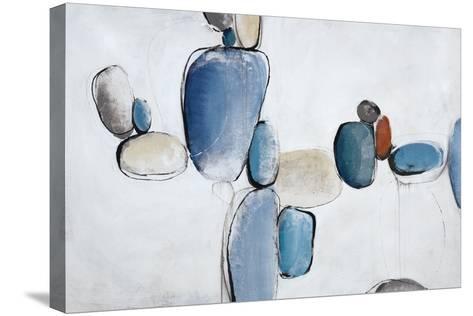 Toe Tap-Sydney Edmunds-Stretched Canvas Print