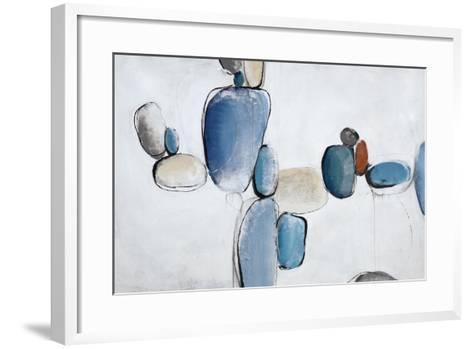 Toe Tap-Sydney Edmunds-Framed Art Print