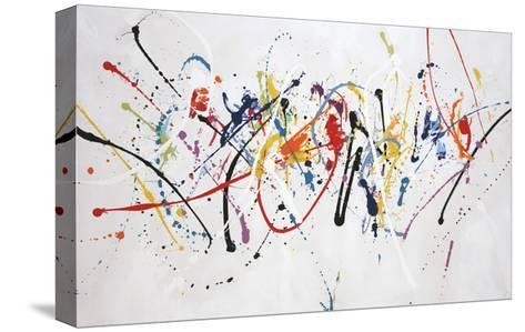 Amplified-Sydney Edmunds-Stretched Canvas Print