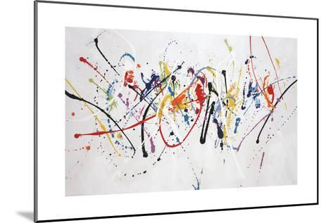Amplified-Sydney Edmunds-Mounted Giclee Print
