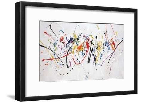 Amplified-Sydney Edmunds-Framed Art Print