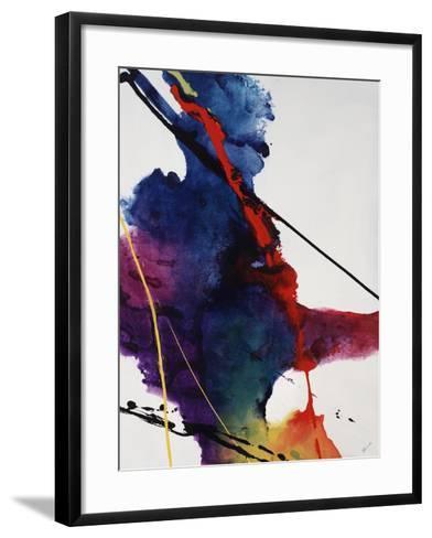 Celestial VI-Sydney Edmunds-Framed Art Print