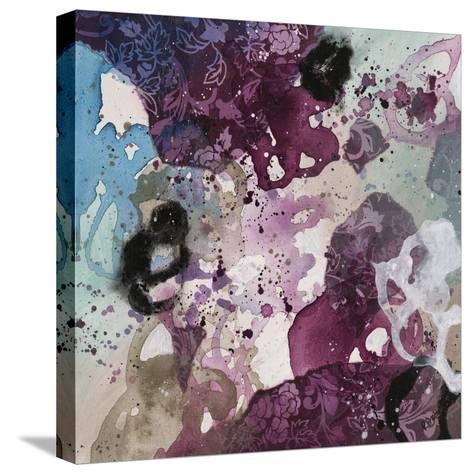 Convivial Play V-Rikki Drotar-Stretched Canvas Print