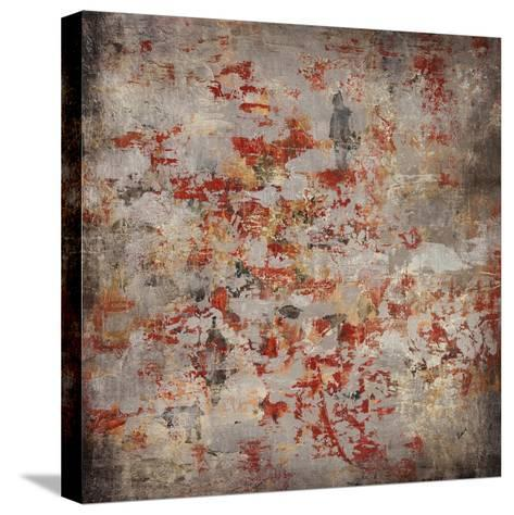 Patterned Wall-Alexys Henry-Stretched Canvas Print