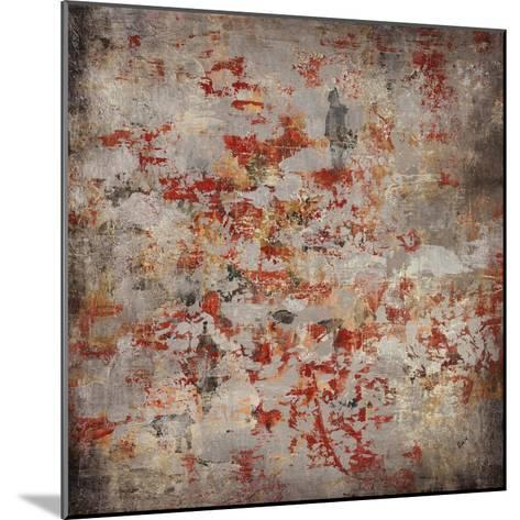 Patterned Wall-Alexys Henry-Mounted Giclee Print
