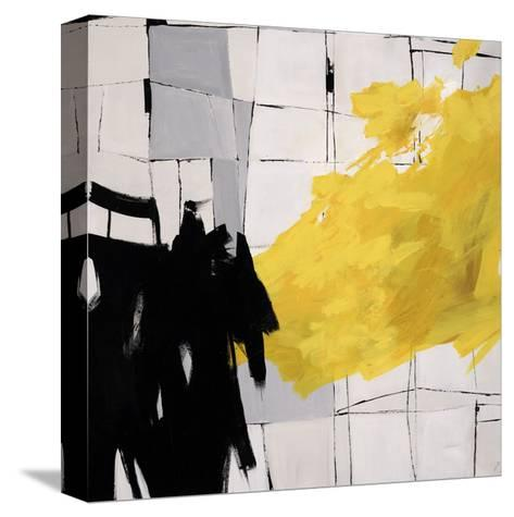 Happy Go Lucky-Sydney Edmunds-Stretched Canvas Print
