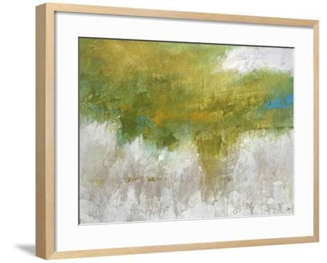 Reach II-Joshua Schicker-Framed Art Print
