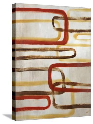 Recrudesence II-Rikki Drotar-Stretched Canvas Print