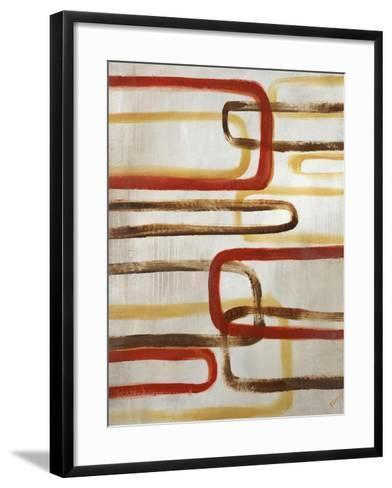 Recrudesence II-Rikki Drotar-Framed Art Print