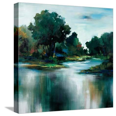Fresh Escape III-Sydney Edmunds-Stretched Canvas Print