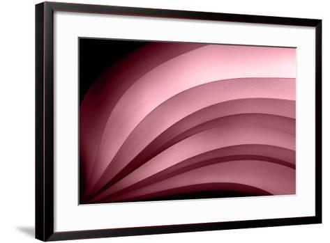 A Fan of Purple - Summer-Ursula Abresch-Framed Art Print